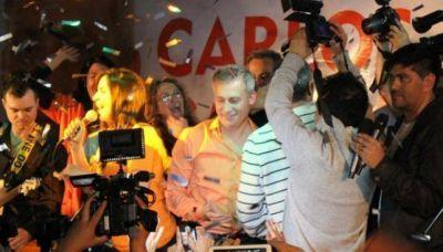 Avilés logró la reelección por amplio margen en Carlos Paz