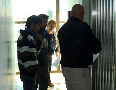 Abuso sexual: tres j�venes involucrados por un caso ocurrido en Maisonnave