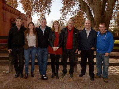 Cumbre del Frente para la Victoria en Mendoza