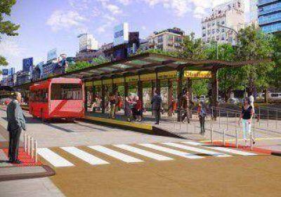 El Metrobus de Quiroga es una idea que va al archivo