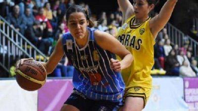 B�squet: las chicas de Pe�arol, en el podio a nivel nacional