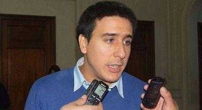 """Navarro, precandidato a diputado: """"Es un reconocimiento al Evita"""""""