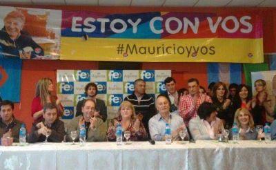 FE presentó candidatos en Lobería