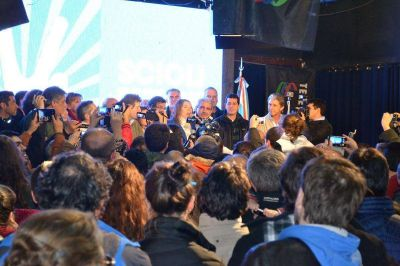 Triunf� Rosana Bertone y es la nueva gobernadora