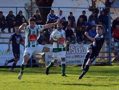 Federal B: empat� Ferro y perdi� Racing