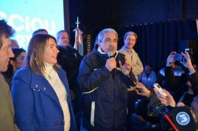 An�bal Fern�ndez: �Demostramos que la propuesta de N�stor y Cristina tiene continuidad�