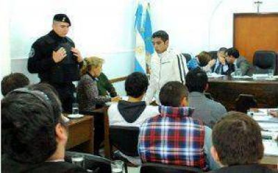 Los Calderón confesaron que pelearon con Ezequiel Cengel