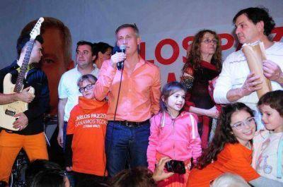 Elecciones: Avilés logró la cifra más alta en la historia de Carlos Paz
