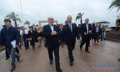 Inauguraron el segundo Parque Industrial con un pedido de m�s inversi�n privada