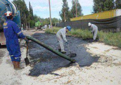 En la ciudad no se podr�n tratar residuos petroleros