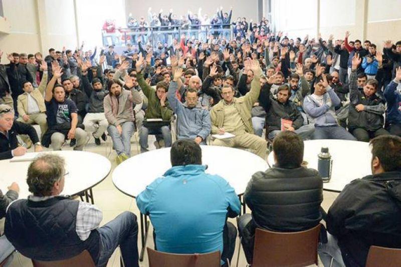 Plenario petrolero respaldó las gestiones de Jorge Ávila