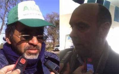 """El gobernador y el intendente se """"tiran la pelota"""" - El Municipio de Juan Jorba no tiene ningún empleado """"en blanco"""""""