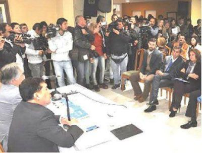 Casas y Bosetti presentaron sus ejes y acciones de Gobierno