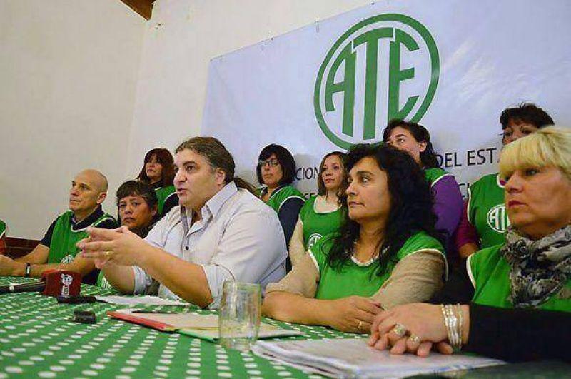 ATE resolvió un paro de 48 horas en el sector de Educación para mañana 30 de junio y 1º de julio