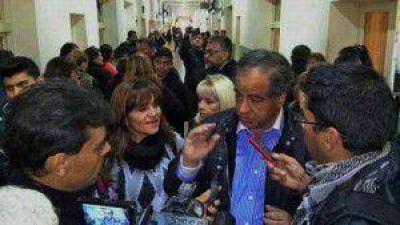 """Brizuela y Doria: """"El empleado público quiere recuperar la dignidad del salario"""""""