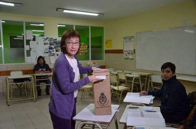 """Fabiana Ríos habló de la """"contundente"""" derrota en las elecciones para el Municipio de Ushuaia"""
