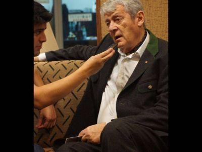 """Kunkel: """"Aníbal Fernández ha adoptado el discurso antiperonista de Sabatella"""""""