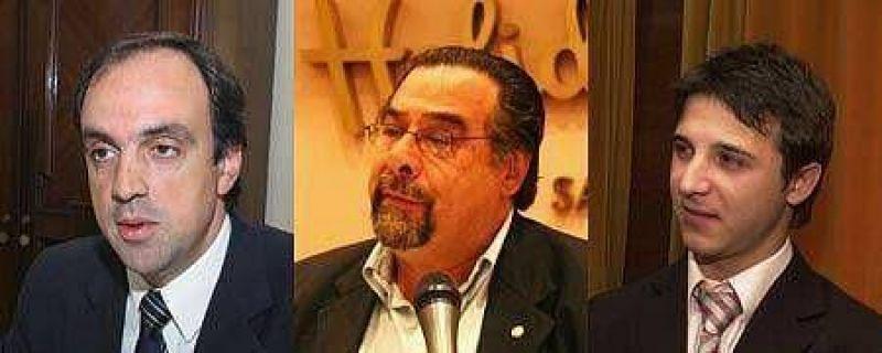 Jos� Corral, Roberto Campanella y Sebasti�n Pignata ganaron las internas.