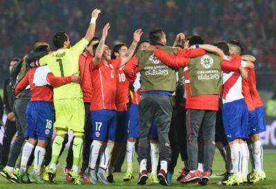 Chile ganó y es finalista después de 28 años