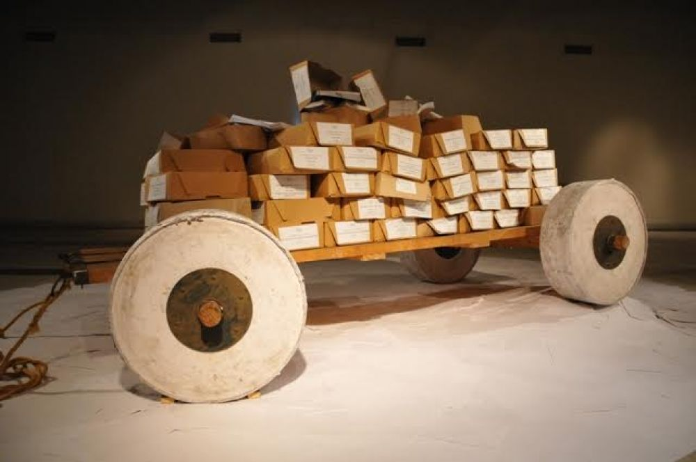 Acciones por la memoria: El Espacio de Arte AMIA inaugura dos muestras en el Centro Cultural Recoleta