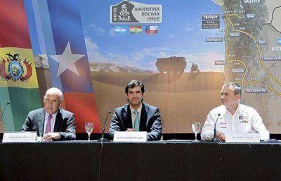 Urtubey presentará mañana la Gira Dakar 2016
