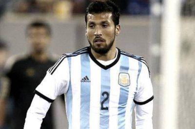 Ezequiel Garay es baja ante Paraguay y lo reemplazar� Demichelis