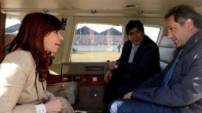 Scioli y Zannini viajan juntos a La Rioja para respaldar al candidato oficialista