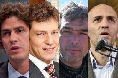 Los tres asesores de Lousteau al borde del procesamiento