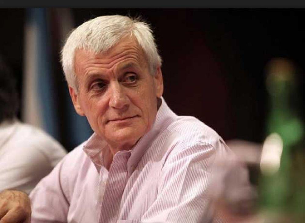 Caló ratificó su apoyo a las candidaturas de Scioli y Recalde: