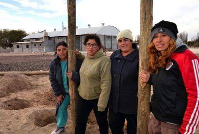 La cooperativa del basural de San Martín cumple siete años