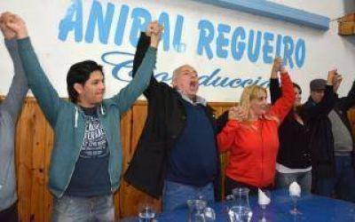 Presidente Perón: Regueiro oficializó su precandidatura a Intendente