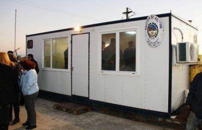 Inauguraron destacamento policial en el Barrio Ayres Argentinos