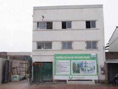 Avanza la construcción del centro de Salud Ricardo Rojas
