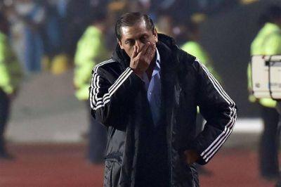 Ramón Díaz se rindió ante la Argentina: