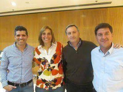 Domínguez Yelpo en plenario del PRO