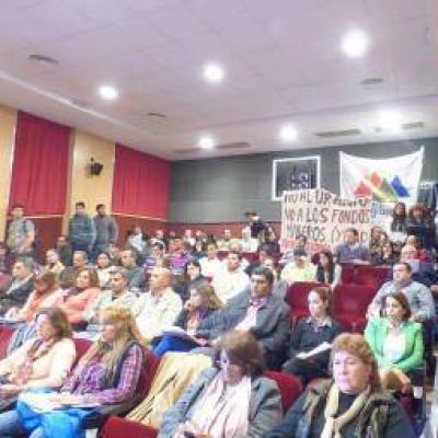 UNLaR renunció al ingreso de fondos mineros a la institución