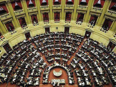 Diputados nacionales de los 4 frentes grandes