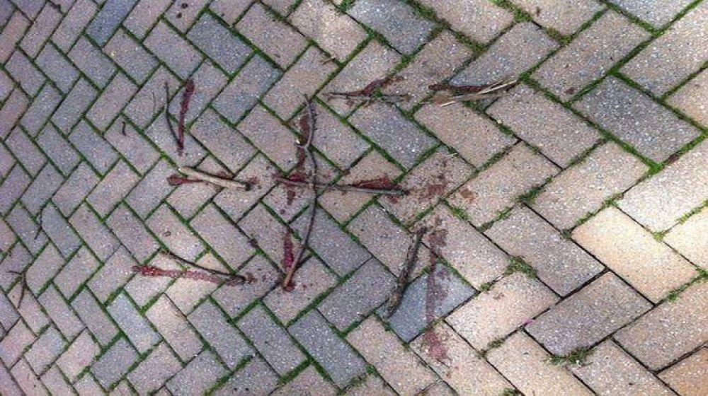 Se encontraron dos cruces esvásticas en los Estados Unidos