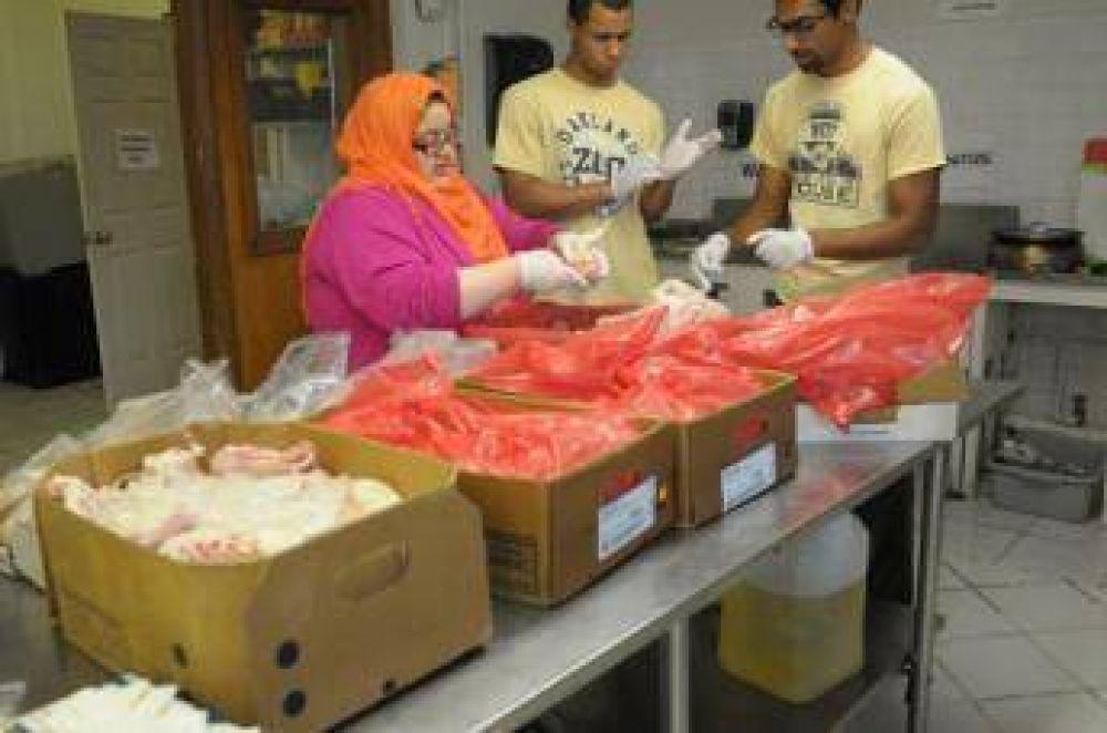 Profesores no musulmanes ayunan un día en Gales
