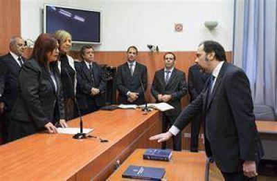 En un entorno afín al oficialismo, juraron los nuevos integrantes de la Cámara de Casación