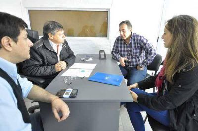 """Peppo apoyará al sector privado """"para disminuir el déficit habitacional"""""""