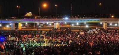 """Poggi: """"El Viaducto del Portezuelo, una obra que simboliza el modelo San Luis"""""""