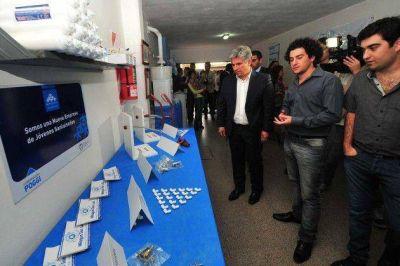 Cuatro nuevas empresas se ponen en marcha en el departamento Dupuy