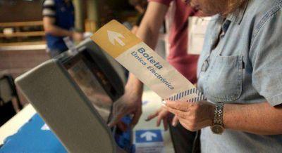 La capacitación para el voto electrónico se extenderá hasta el domingo