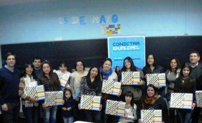 El I.P.E.S. recibió 92 netbooks de Conectar Igualdad