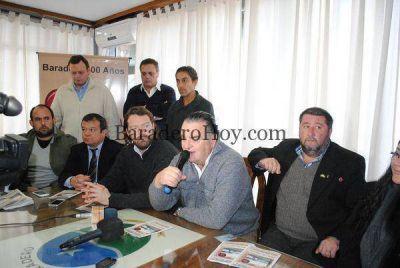 Junto a Concejales y Funcionarios Carossi reafirmó que el Cuatricentenario será la fiesta del pueblo…