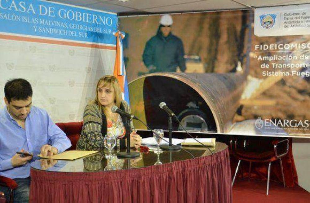 Proyectan la Red de Distribución de Gas Natural para el Valle de Andorra