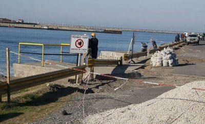 Proyectan grandes refacciones para la zona portuaria de Quequén