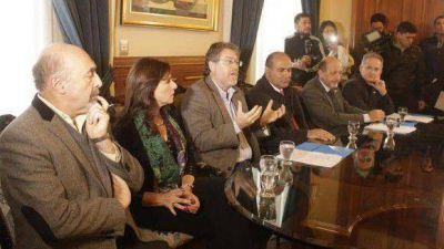 """Forster lanzó el Foro Nacional Latinoamericano """"Nueva Independencia"""""""