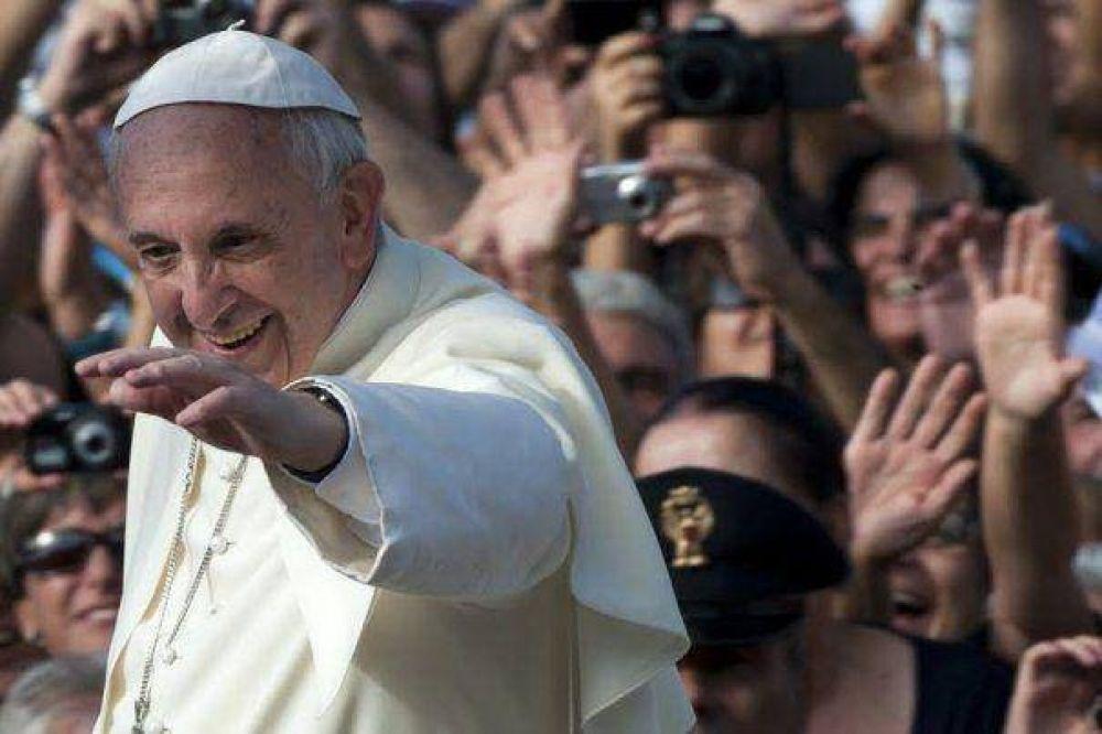 Hasta este sábado se reciben donaciones de víveres para servidores del papa